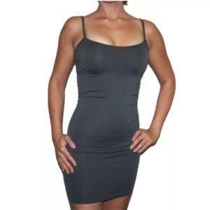 Sexy Seamless Bodycon Cami Dress